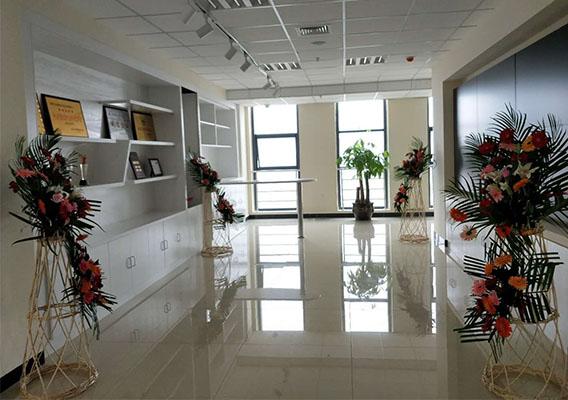 河北上元亚博国际APP下载科技股份有限公司乔迁庆典仪式实录