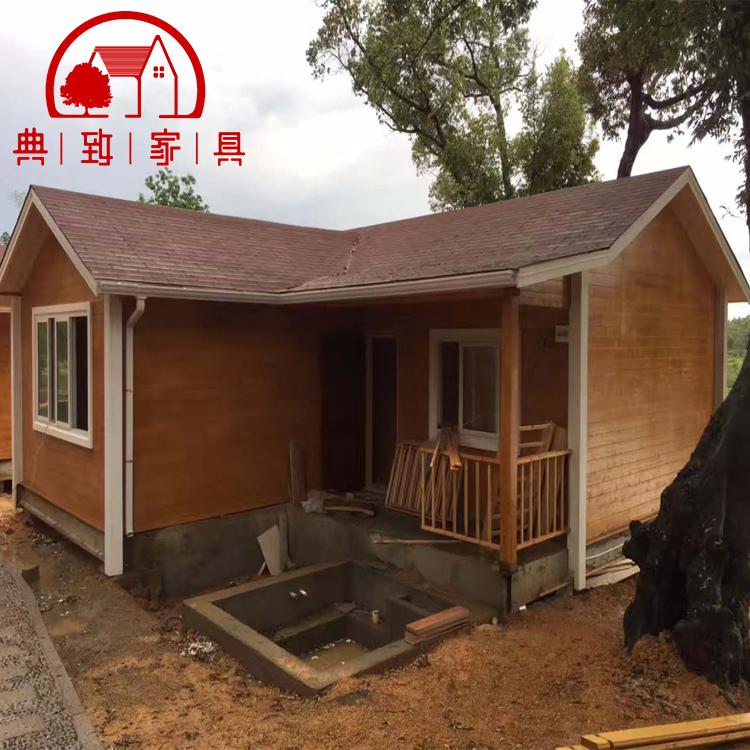 惠州木屋别墅