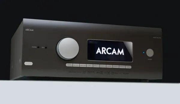 英国ARCAM雅俊AV40家庭影院解码前级功放