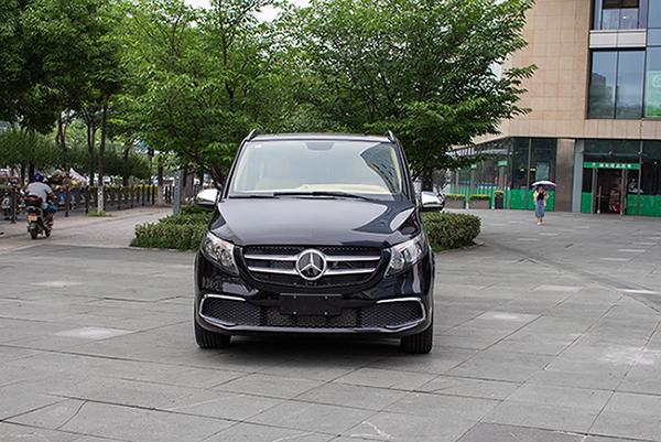 尊贵之选-新款奔驰v260七座豪华商务车