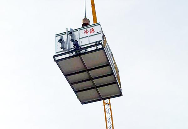 钢铁厂闭式冷却塔