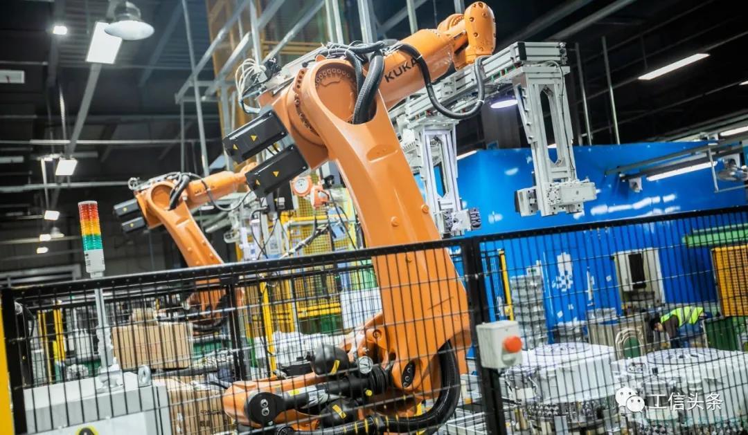 工业互联网:为制造业插上智慧双翼