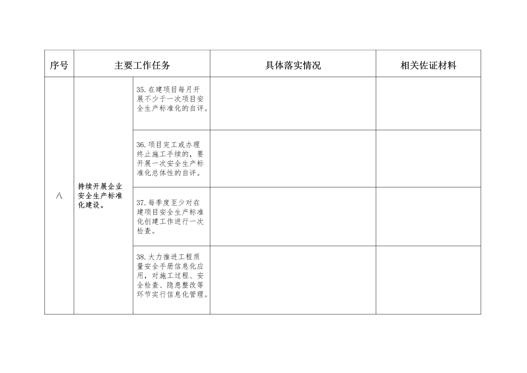 """廣東省住建廳印發""""落實施工企業安全生產主體責任專項行動""""工作方案"""
