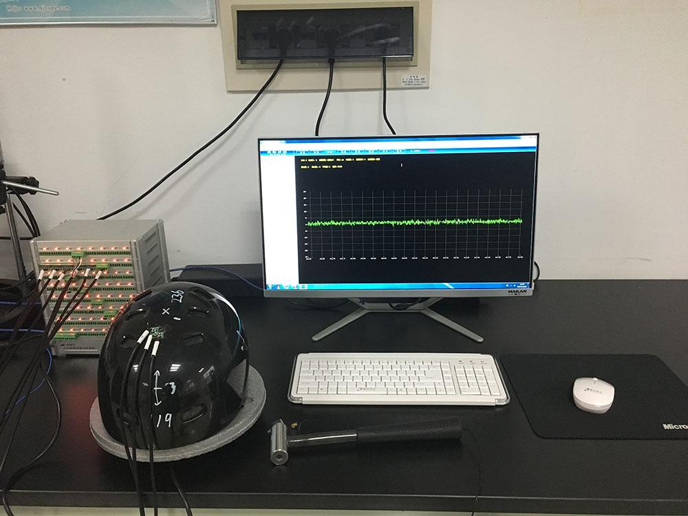 安全帽冲击吸收性能试验和侧向刚性试验--江苏省安全生产科学研究院