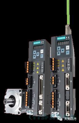 siemens V90在食品机械中的应用