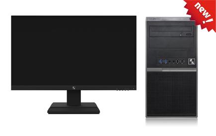智微智能君逸Z500系列台式机