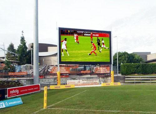 用来播放体育比赛的大屏幕拼接显示屏用哪种好?