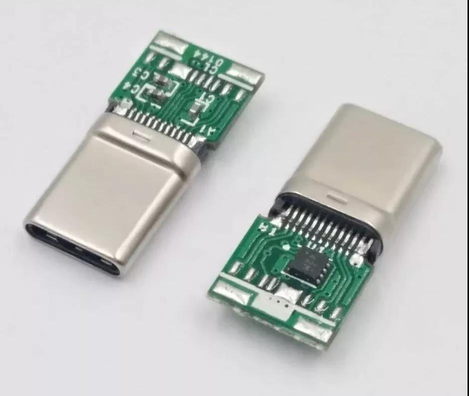 創聯精密推出支持Thunderbolt3(雷電3)系列連接器
