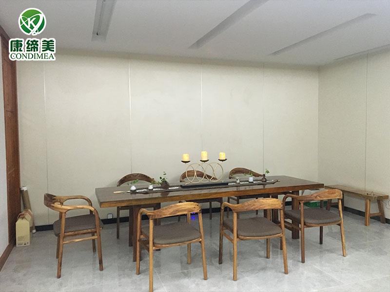 室内墙上已经贴好花色的板材哪里有卖?