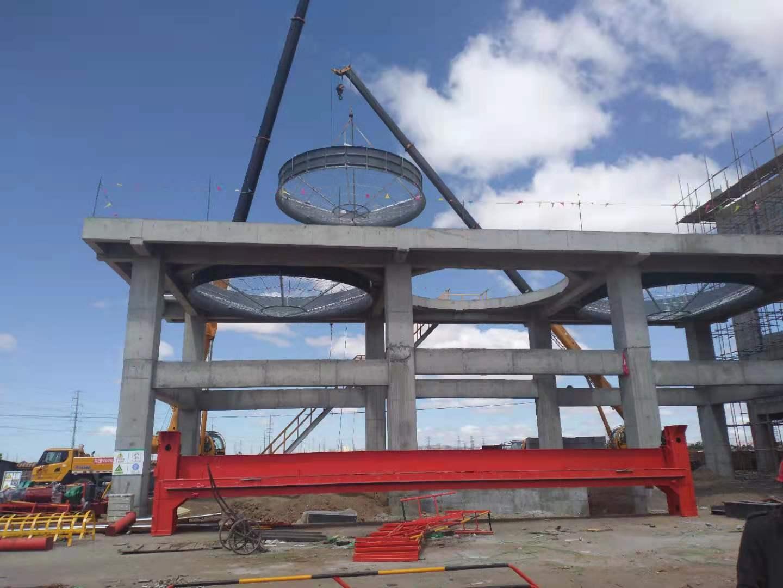 球王会体育权威合45yb in球王会电竞app下载建设电站项目有序施工中