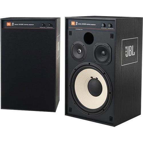 JBL  4312SE 70週年特别版是一个追求声学性能的特别版