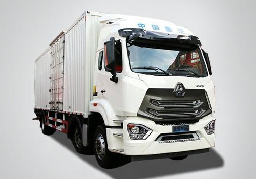 豪瀚N5G 6×2载货车