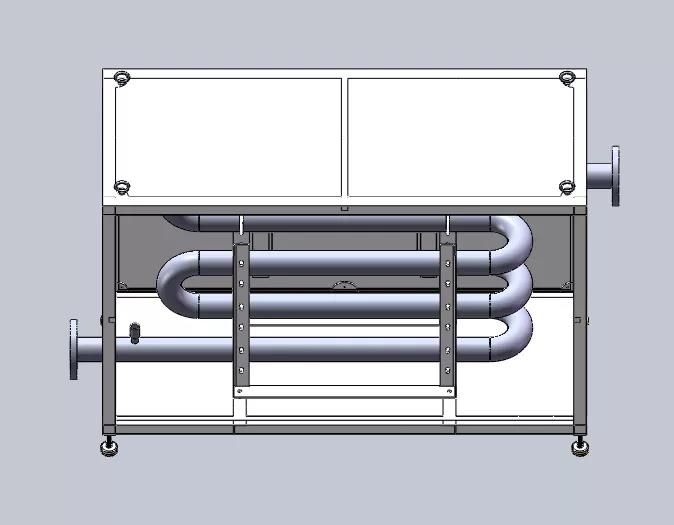 高效节能环保的导热油感应加热应用案例