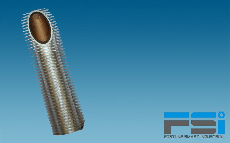 Copper&Aluminum Finned Tubes5