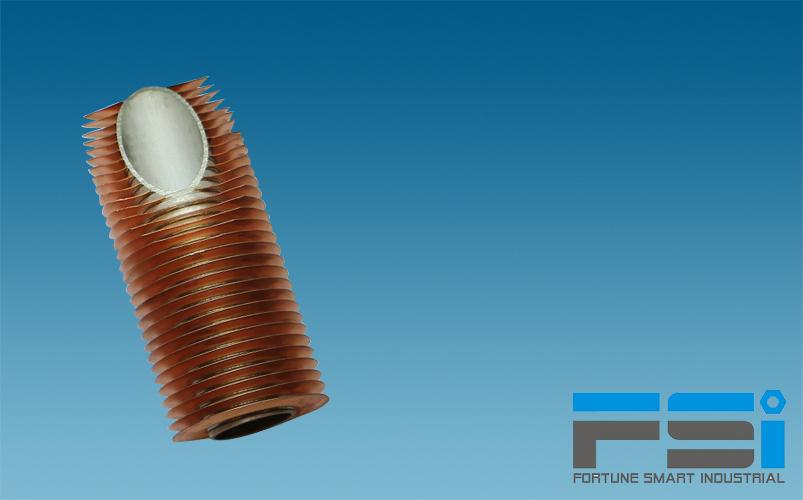 Titanium& Copper Finned Tubes2