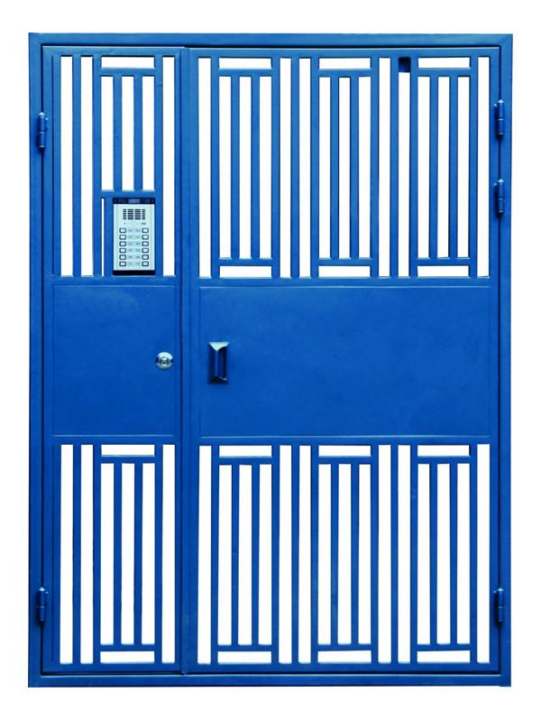 方管单元门