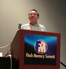 大普参加2018全球闪存峰会(Flash Memory Summit)