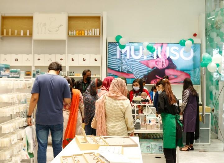 Pakistan New Store Opening