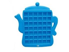 七彩-塑料茶壶口杯架