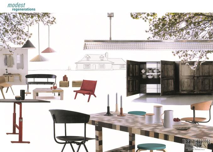 2018室内设计趋势:传统与创新相遇