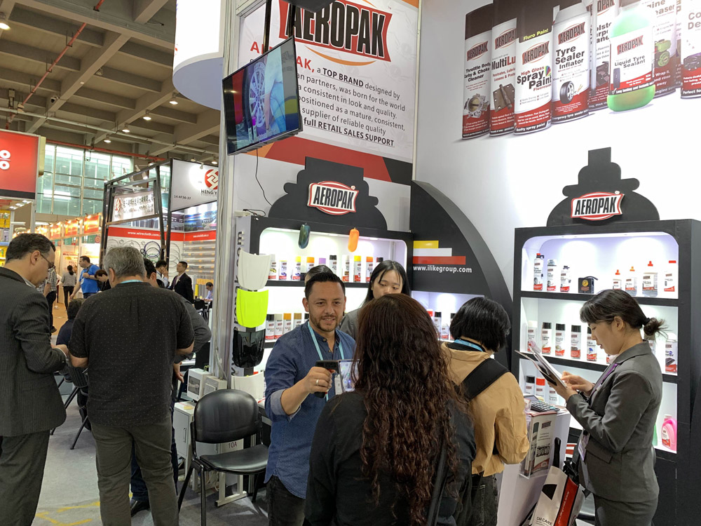 Aeropak in 125 Canton Fair 2019-4