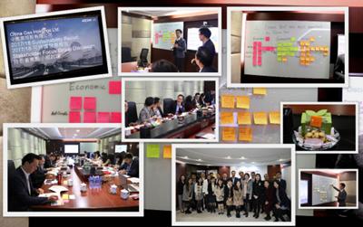 雷竞技手机官网集團可持續發展報告境外持份者焦點小組研討會在香港總部召開