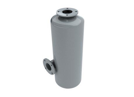 PN-LC-RV泵用排气消声器