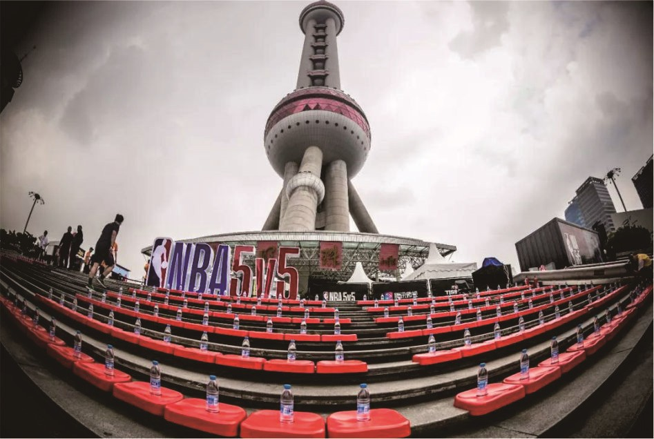 2018 NBA 5v5 精英篮球赛