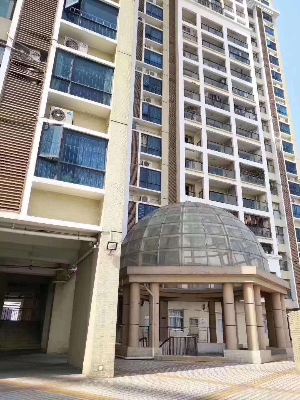 沙井3栋大型花园统建楼【金沙名都】带停车场 均价14200元