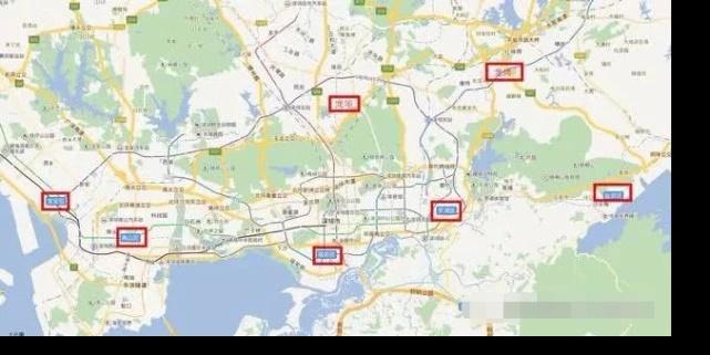 深圳的租房价格在什么水平?