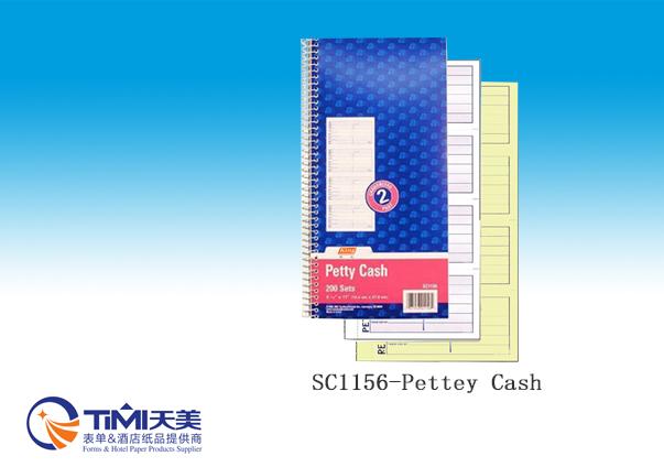 SC1156-Pettey Cash