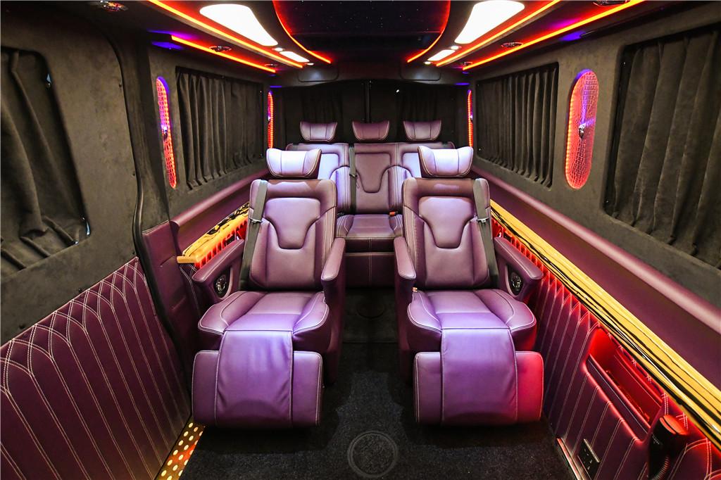 奔驰|斯宾特7+2紫气东来商务房车
