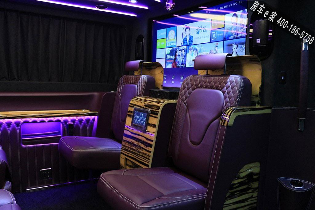 奔驰 斯宾特7+2紫气东来商务房车