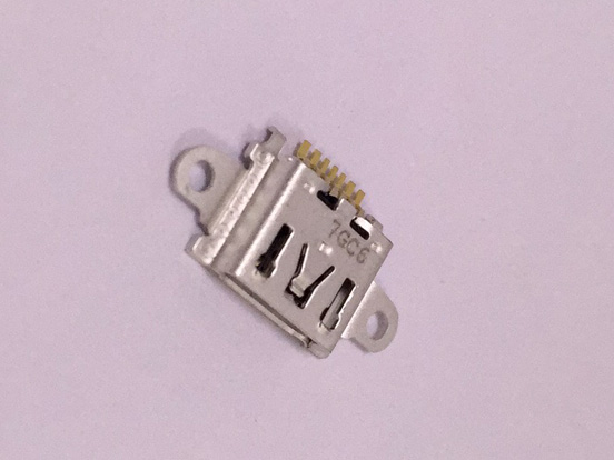 MICRO USB  CONNECTOR-3.089A5