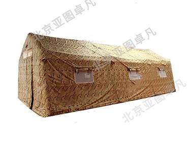 沙漠迷彩旅游帐篷