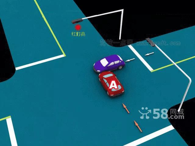 交通事故图解