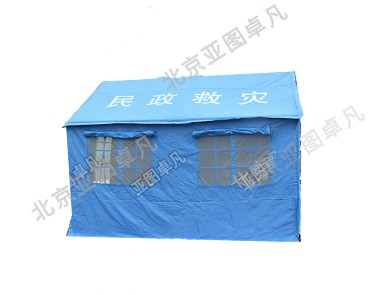 单层救灾帐篷