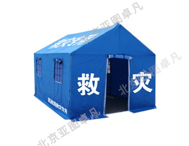 加棉救灾帐篷