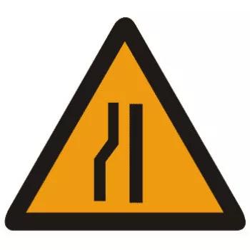 交通警告标志