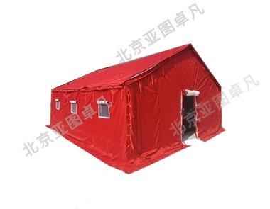 定制红色支架帐篷