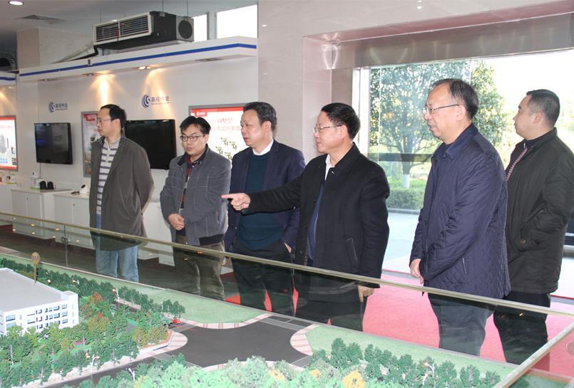 湖南省政府质量工作考核组来万博体育manbet贝尔考察