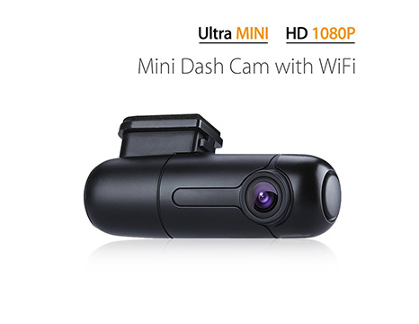 B1W Mini WiFi Dashcam
