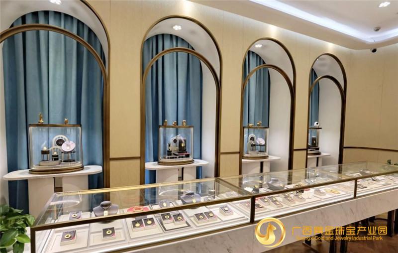 深圳企业助力!广西贺州平桂区全力东融建设黄金珠宝产业园
