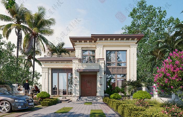 网友来信:返乡自建别墅设计图纸选哪种风格比较好?