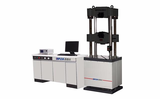 EH-8000 Electro-hydraulic Servo Universal Testing Machine