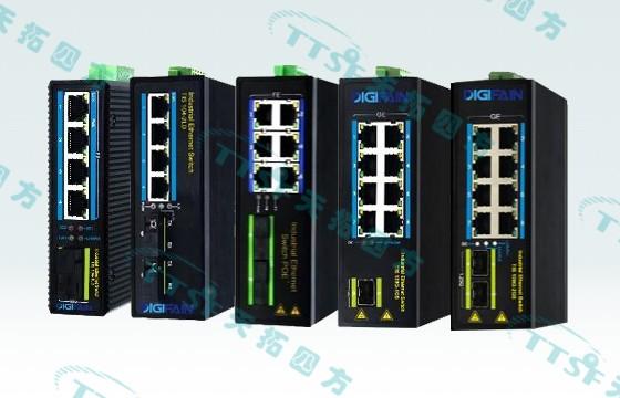 TIS系列工业以太网交换机
