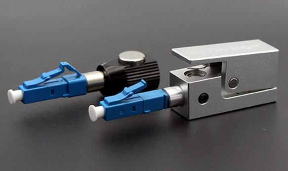 LC Bare fiber adapter