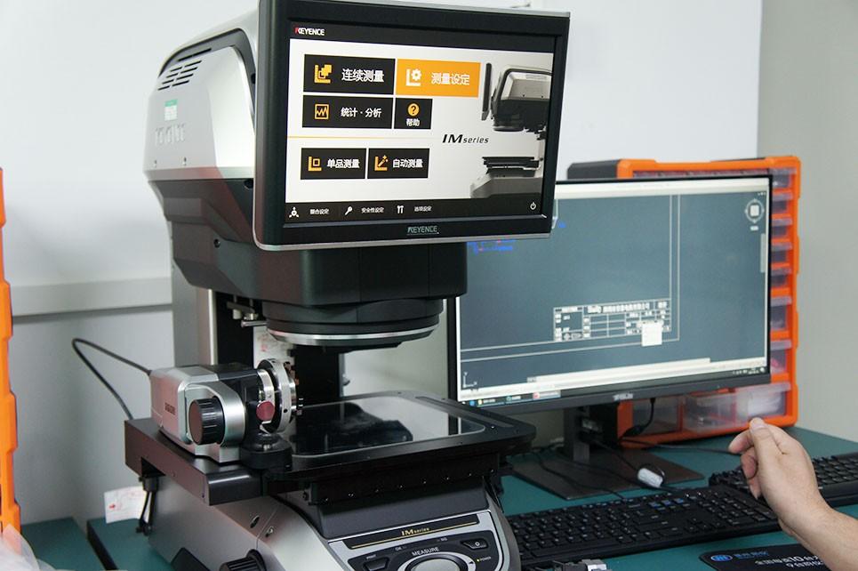KEYENCE 3D寸法測定器 3
