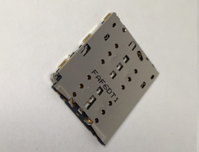 Double NANO CARD Socket-1.063