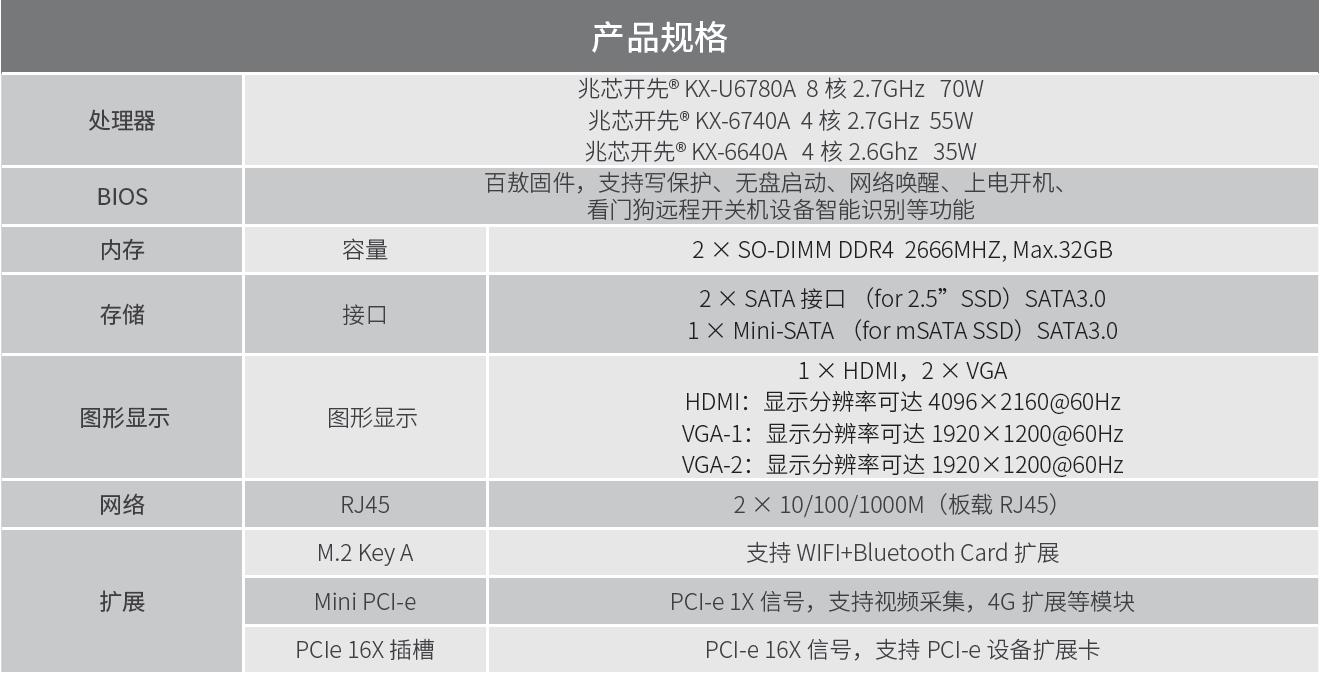 凌壹国产兆芯M80C-ZX金融自助机